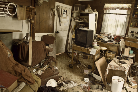Hoarders Cleanup